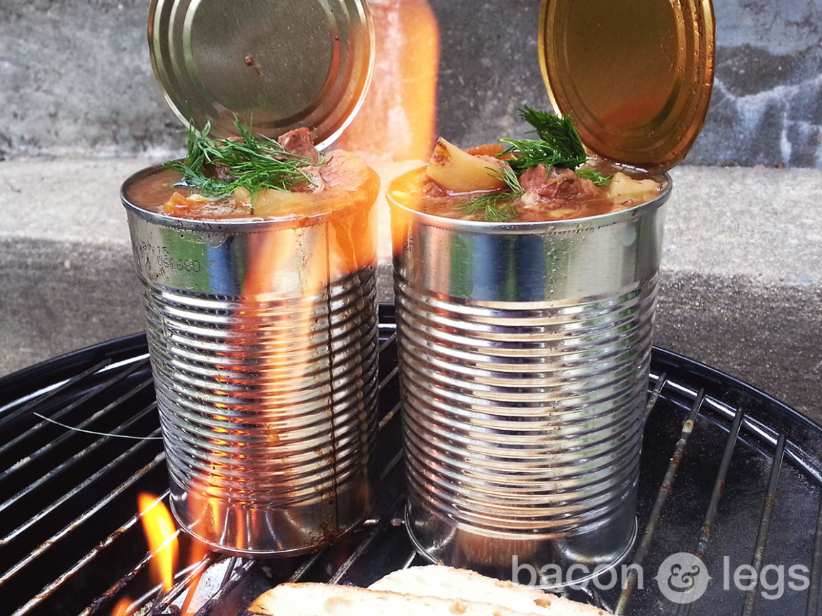 Hobo Stu's Hobo Stew