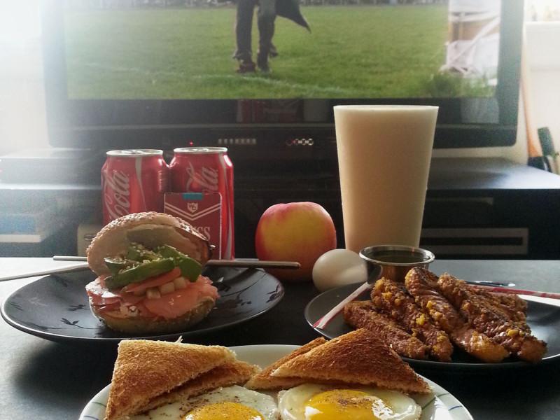 Breakfast Club Breakfast