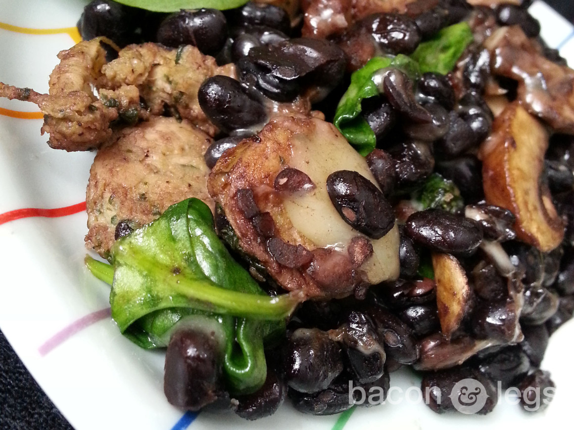 Black Bean Bowl