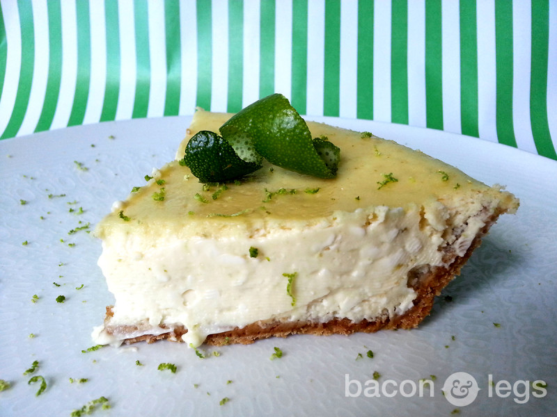IPA Key Lime Cheesecake