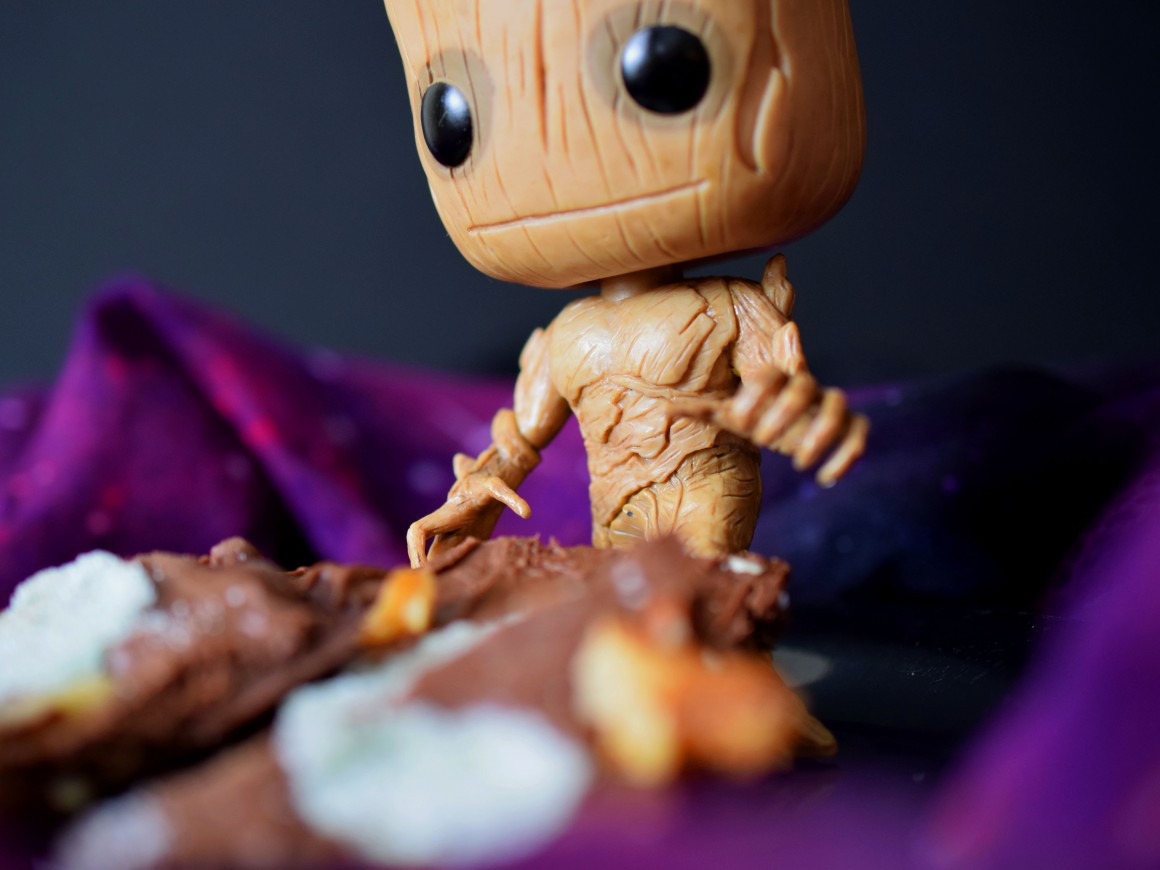 Guardians of the Galaxy | Groot Bark
