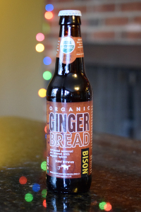 Bison Organic Beer | Gingerbread Porter