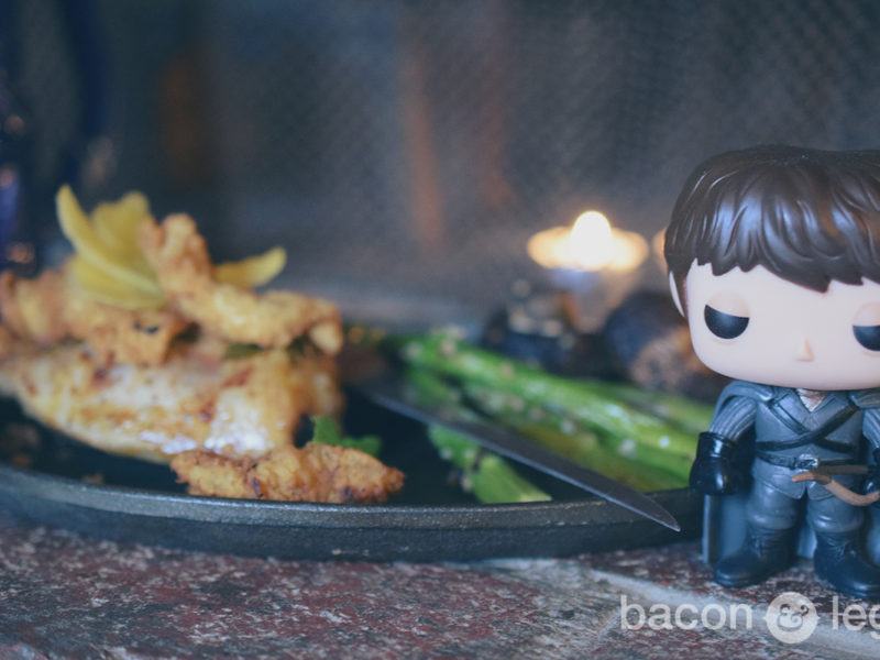 Wicked-good Game of Thrones-themed food.