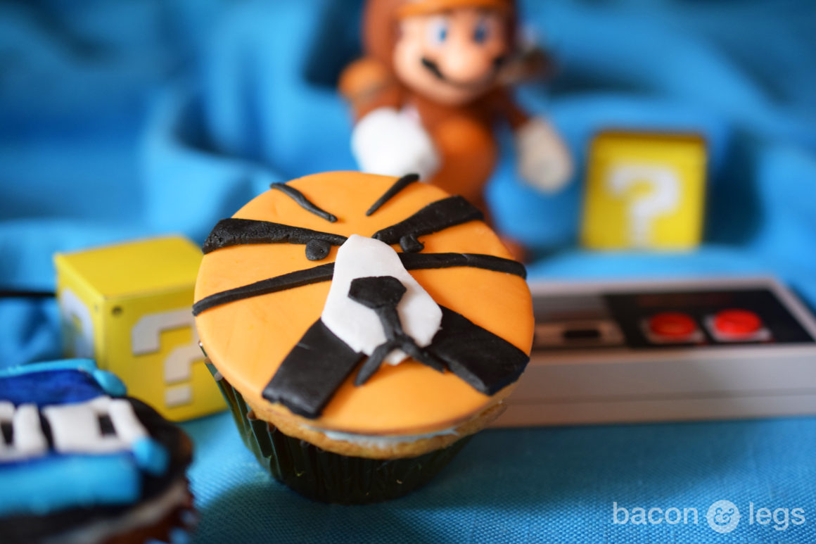 GrandPooBear Cupcakes
