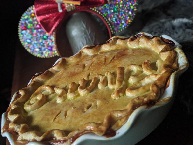 Grumpy's Gooseberry Pie